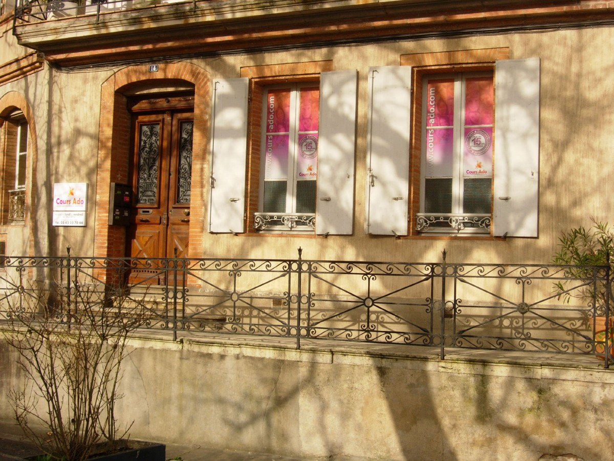 L'agence de soutien scolaire Cours Ado Montauban
