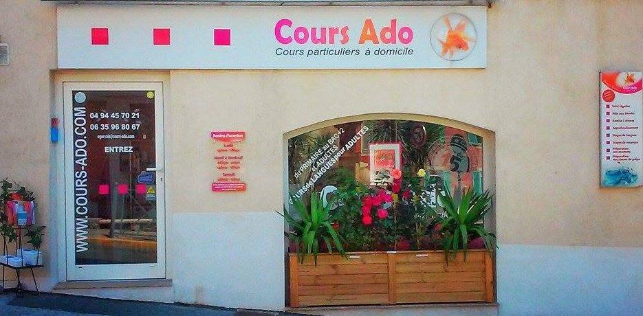 Cours Ado Saint Tropez, Job Etudiant