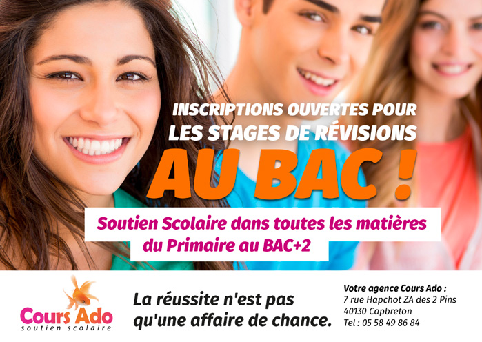 mailing stage collectif révisions bac