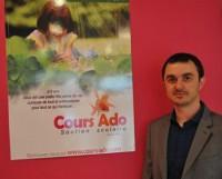 Photo de l'inauguration de l'agence de soutien scolaire Cours Ado Six-Fours