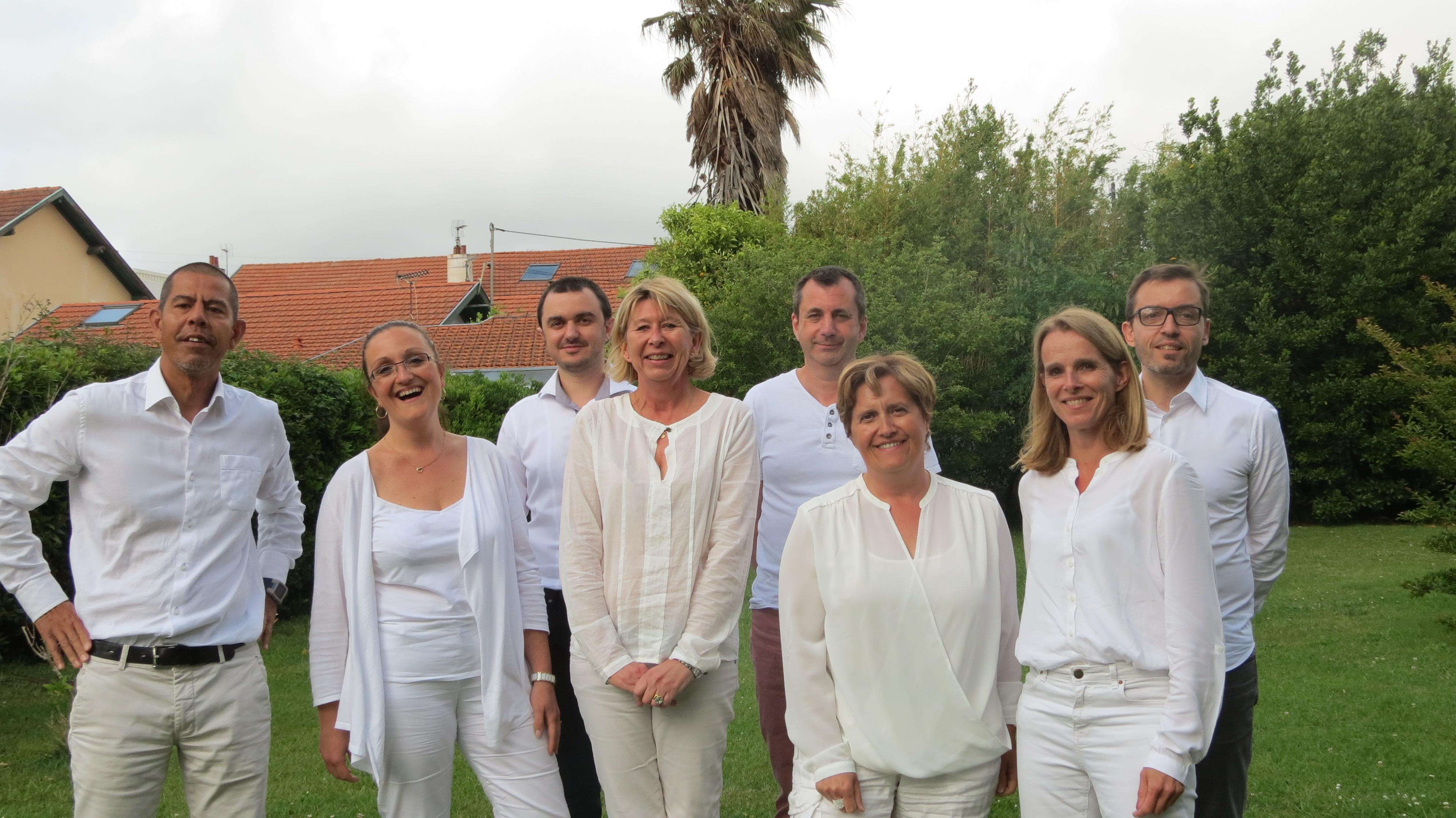 Séminaire réussi à Biarritz