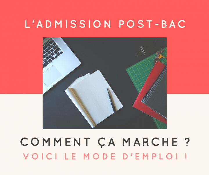 Admission post-bac : comment ça marche ?