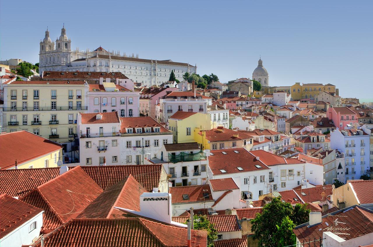 Lisbonne quartier Alfama
