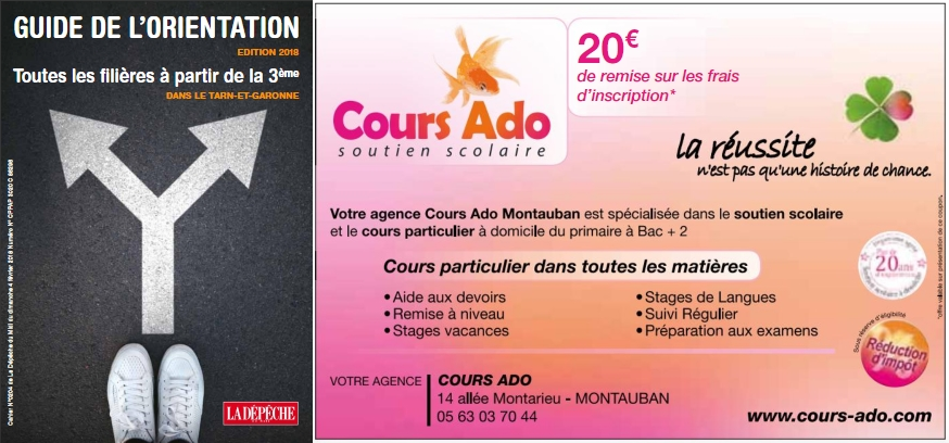 cours particuliers montauban