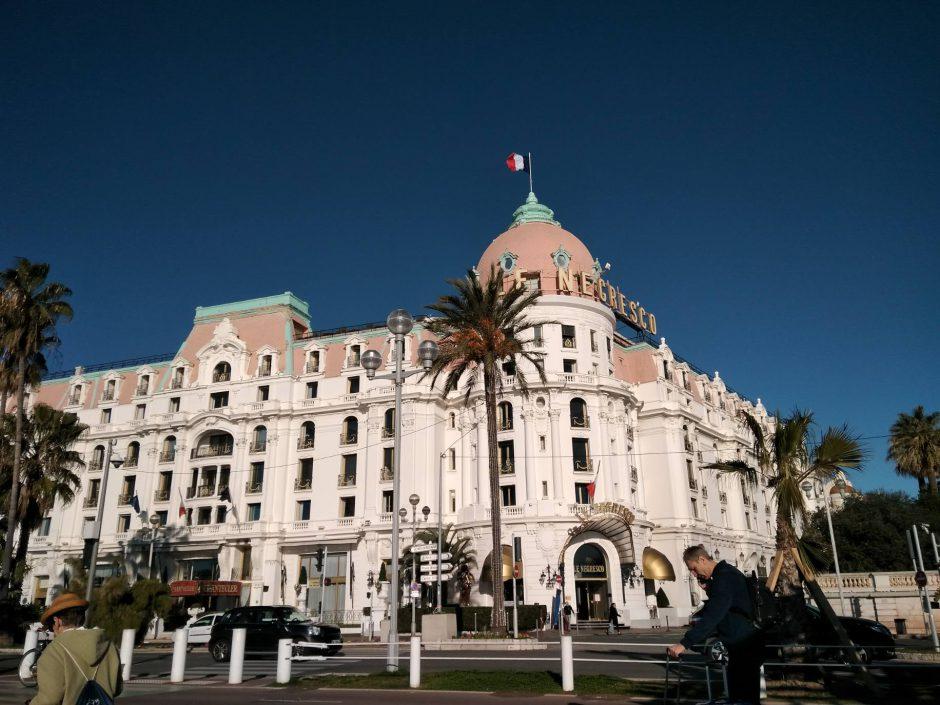 Séminaire Cours Ado 2020 à l'hôtel Negresco de Nice